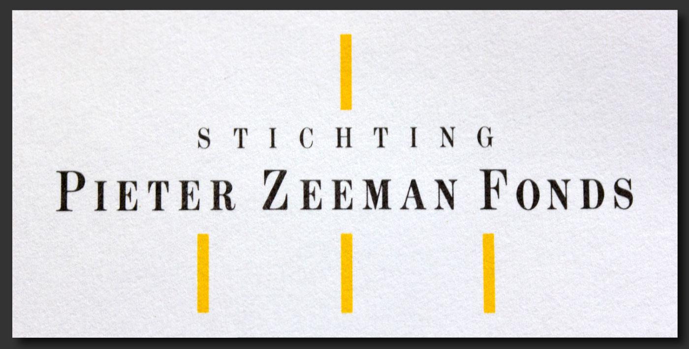 Stichting Pieter Zeeman Fonds